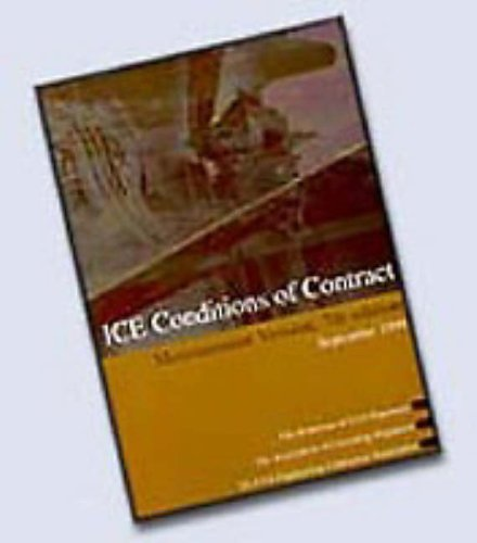 9780727727893: ICE CONDITIONS OF CONTRACT MEASUREMENT VERSION 7th ed