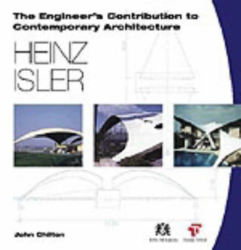 9780727728784: Heinz Isler (The Engineer's Contribution to Contemporary Architecture)