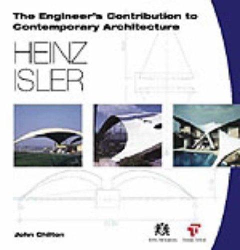 9780727728784: Heinz Isler (Engineer's Contribution to Architecture)