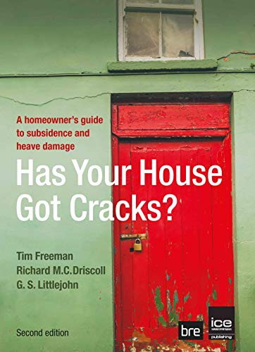Has your House got Cracks?: A Homeowner: Tim Freeman, Richard