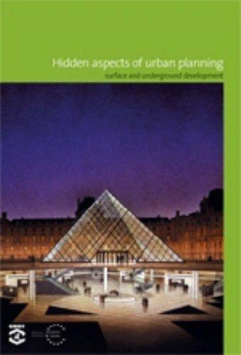 9780727731012: Hidden Aspects of Urban Planning: Surface and Underground Development