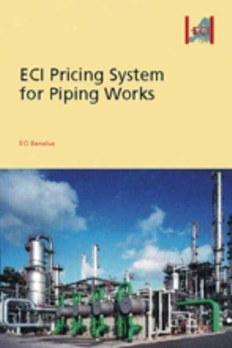 ECI Pricing System for Piping Works