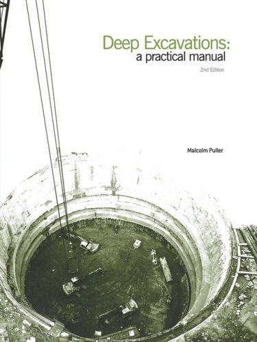 9780727731500: Deep Excavations: A Practical Manual, Second Edition