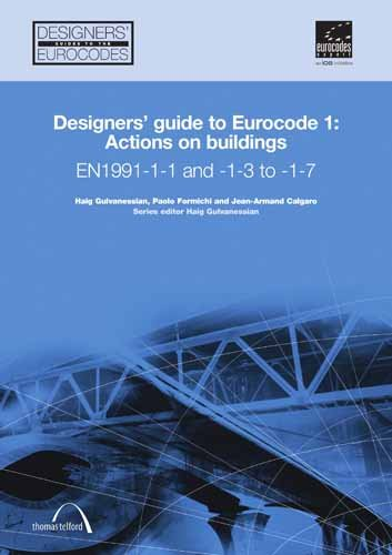 9780727731562: Designers' Guide to Eurocode 1: Actions on Buildings (Designers' Guide to Eurocodes)