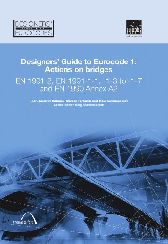 Designers' Guide to Eurocode 1: Actions on: Calgaro, J.A.; Tschumi,
