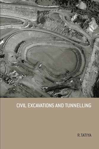 9780727733405: Civil Excavations And Tunnelling