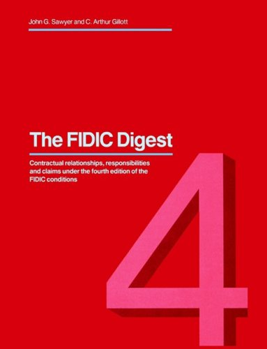 9780727733412: The FIDIC Digest