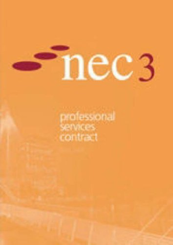 9780727733702: Nec3 Professional Services Contract