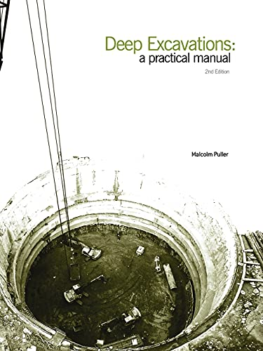 9780727734594: Deep Excavations: A practical manual, 2nd edition