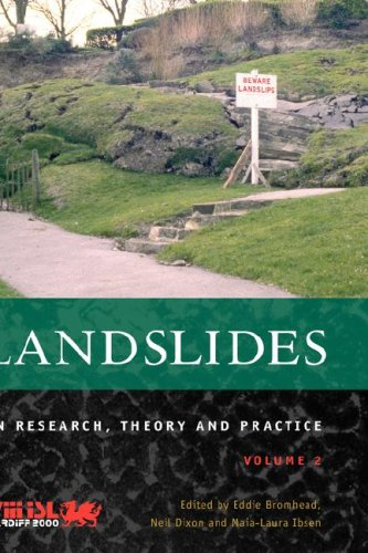 9780727734624: Landslides in Research, Theory and Practice, Volume 2