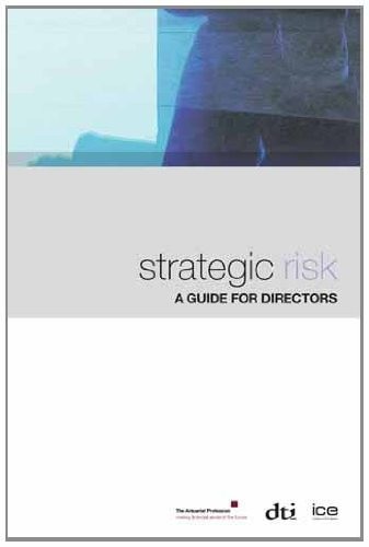 9780727734679: Strategic Risk: A Guide for Directors