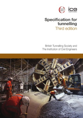9780727734778: Specification for Tunnelling, 3rd Edition