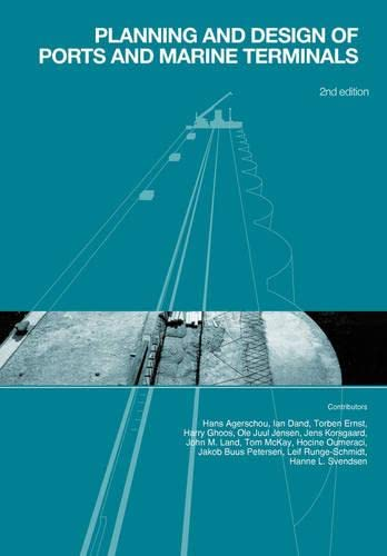 9780727734983: Planning and Design of Ports and Marine Terminals
