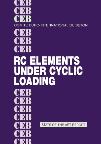 9780727735485: Rc Elements Under Cyclic Loading: State of the Art Report