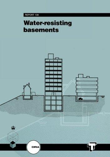 9780727736024: Water Resisting Basements