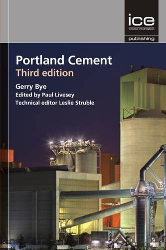9780727736116: Portland Cement, 3rd edition: Composition, Production and Properties (Structures and Buildings) (Ice: Institution of Civil Engineers)