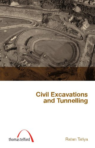 9780727741035: Civil Excavations and Tunnelling