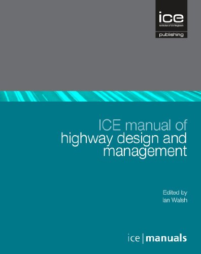 9780727741110: ICE Manual of Highway Design and Management (Ice Manuals)