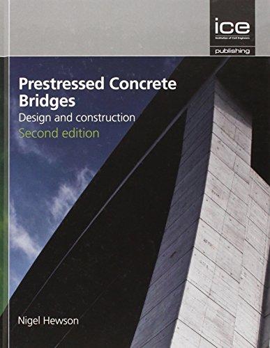 9780727741134: Prestressed Concrete Bridges (Structures and Buildings)