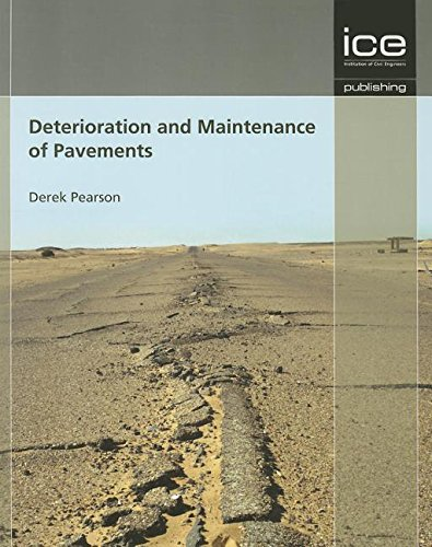 9780727741141: Deterioration and Maintenance of Pavements