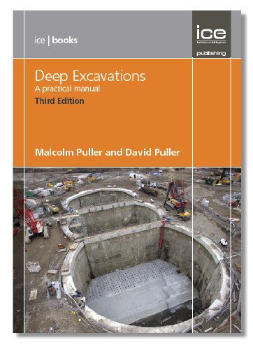 9780727741172: Deep Excavation: A Practical Manual