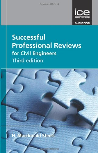 9780727741523: Successful Professional Reviews (Construction Process and Proje) (Ice Professional Review Resource)