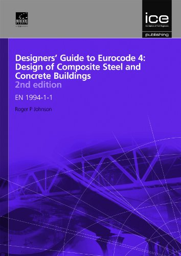 9780727741738: Designers' Guide to Eurocode 4: Design of Composite Buildings, 2nd edition