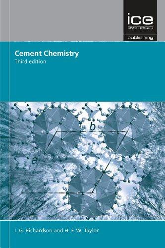 9780727741790: Cement Chemistry