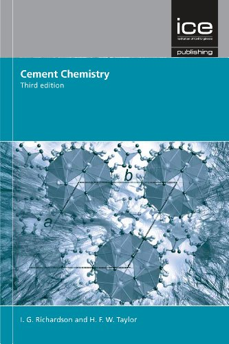 9780727741790: Cement Chemistry, 3rd edition