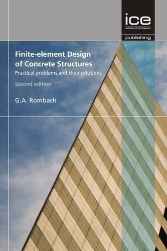 9780727741899: Finite-Element Design of Concrete Structures, 2nd edition