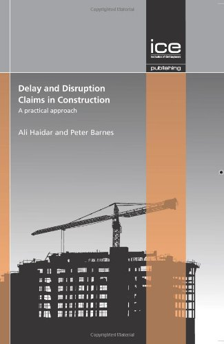 9780727757050: Delay and Disruption Claims in Construction