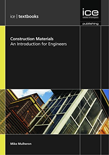 9780727757418: Construction Materials - volume 1 (ICE Textbook series): An Introduction for Engineers