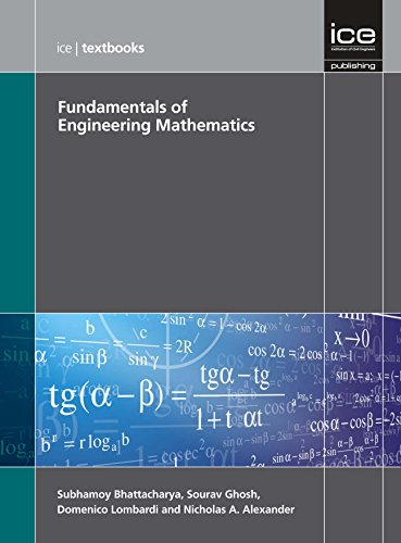 9780727758415: Fundamentals of Engineering Mathematics (ICE Textbook series) (Ice (Institure of Civil Engineers))
