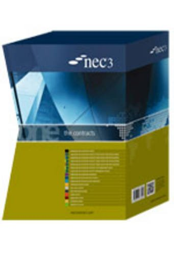 9780727758675: NEC3 Complete suite of 39 documents