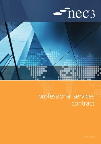 9780727758873: NEC3 Professional Services Contract (PSC)