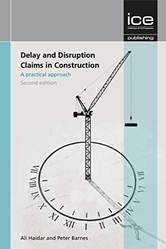 9780727759672: Delay and Disruption Claims in Construction Second edition: A Practical Approach (2nd ed)