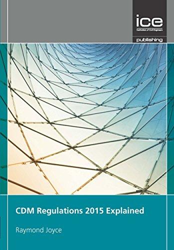 9780727760098: CDM Regulations Explained 2015