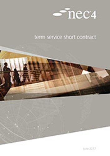 NEC4: Term Service Short Contract: NEC NEC