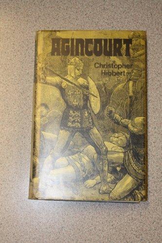 9780727800671: Agincourt