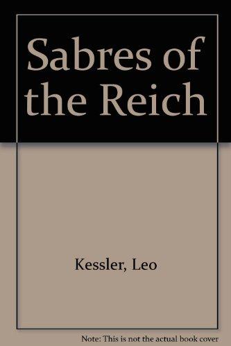 Sabres of the Reich: Kessler, Leo