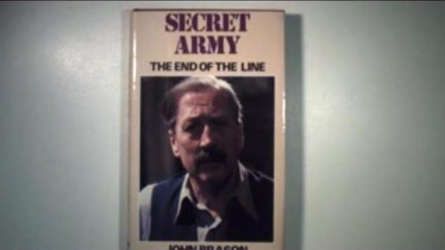 9780727806611: Secret Army: End of the Line