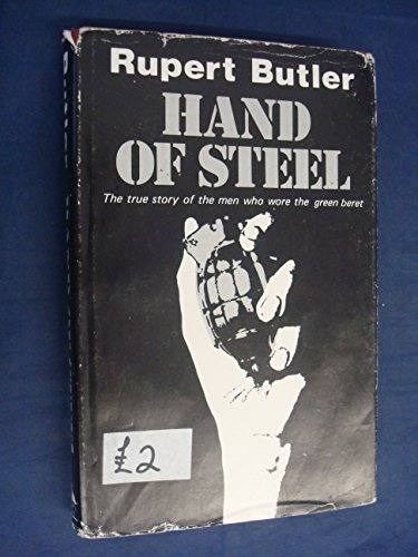 9780727806727: HAND OF STEEL - The Story of the Commandos.