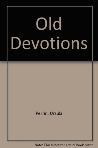 9780727810373: Old Devotions