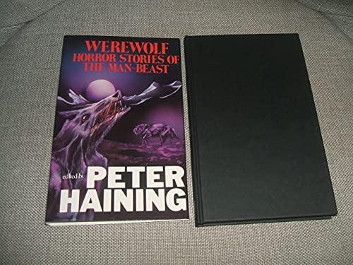 9780727814654: Werewolf: Horror Stories of the Man Beast