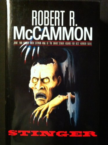 Stinger (0727817167) by McCammon, Robert R.