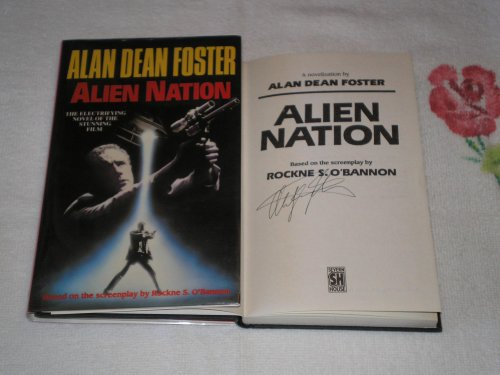9780727817310: Alien Nation