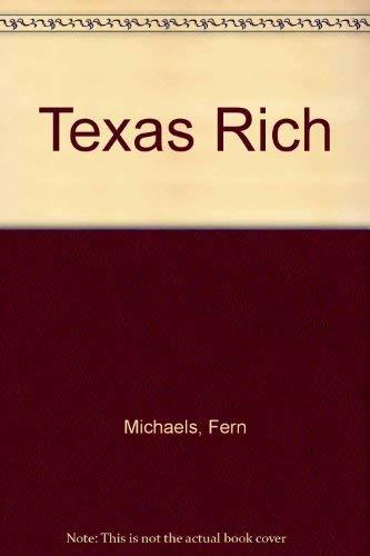 9780727817587: Texas Rich