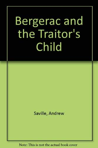 9780727817730: Bergerac and the Traitor's Child