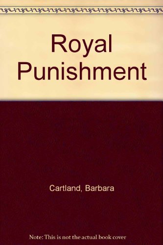 9780727820372: Royal Punishment