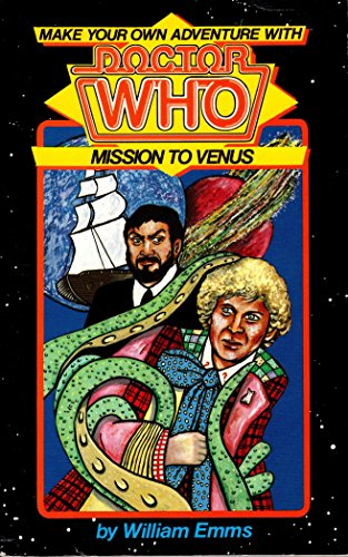 9780727821225: Mission to Venus (Make your own adventure with Doctor Who)